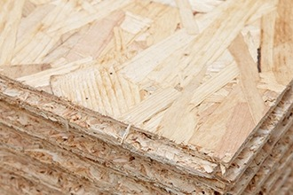 Panneaux OSB en bois