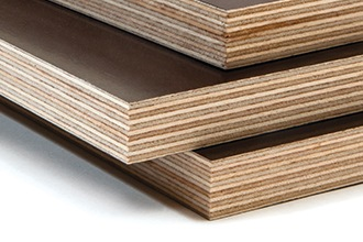 Panneaux en bois contreplaqués (Multiplex)