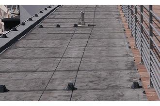 Membranes d'étanchéité pour toits plats