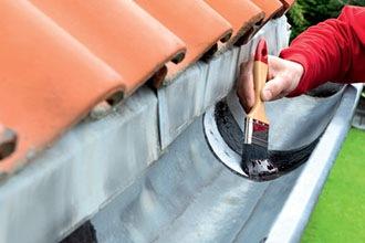 Entretien et rénovation de toitures