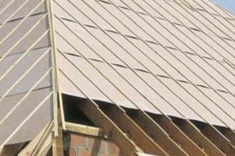 Sous-toitures rigides (fibro-ciment)