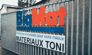 BigMat Châtelet - Matériaux Toni