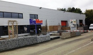 BigMat Nivelles - Sonimat