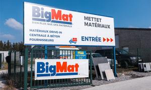 BigMat Mettet Matériaux