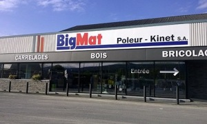 BigMat Ampsin - Poleur-Kinet